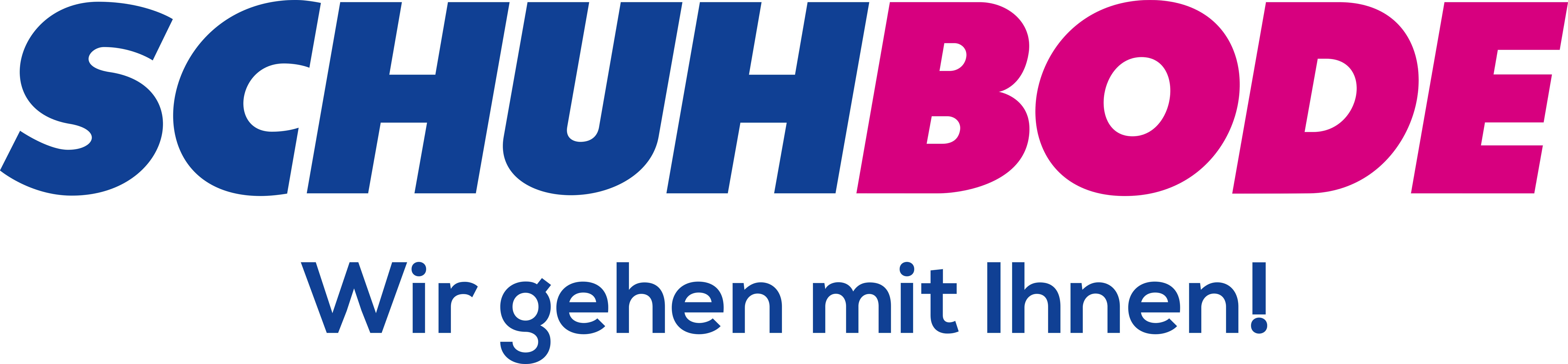 Schuh Bode im Kaufhaus Nessler Logo