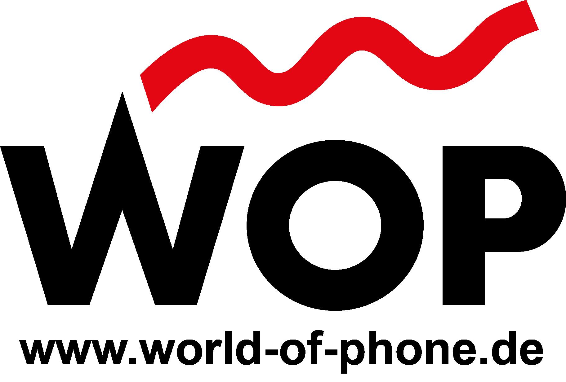World of Phone Handelsgesellschaft mbH Logo