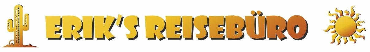 Erik´s Reisebüro Logo
