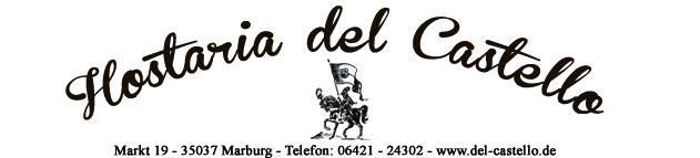 Ristorante Hostaria del Castello Logo