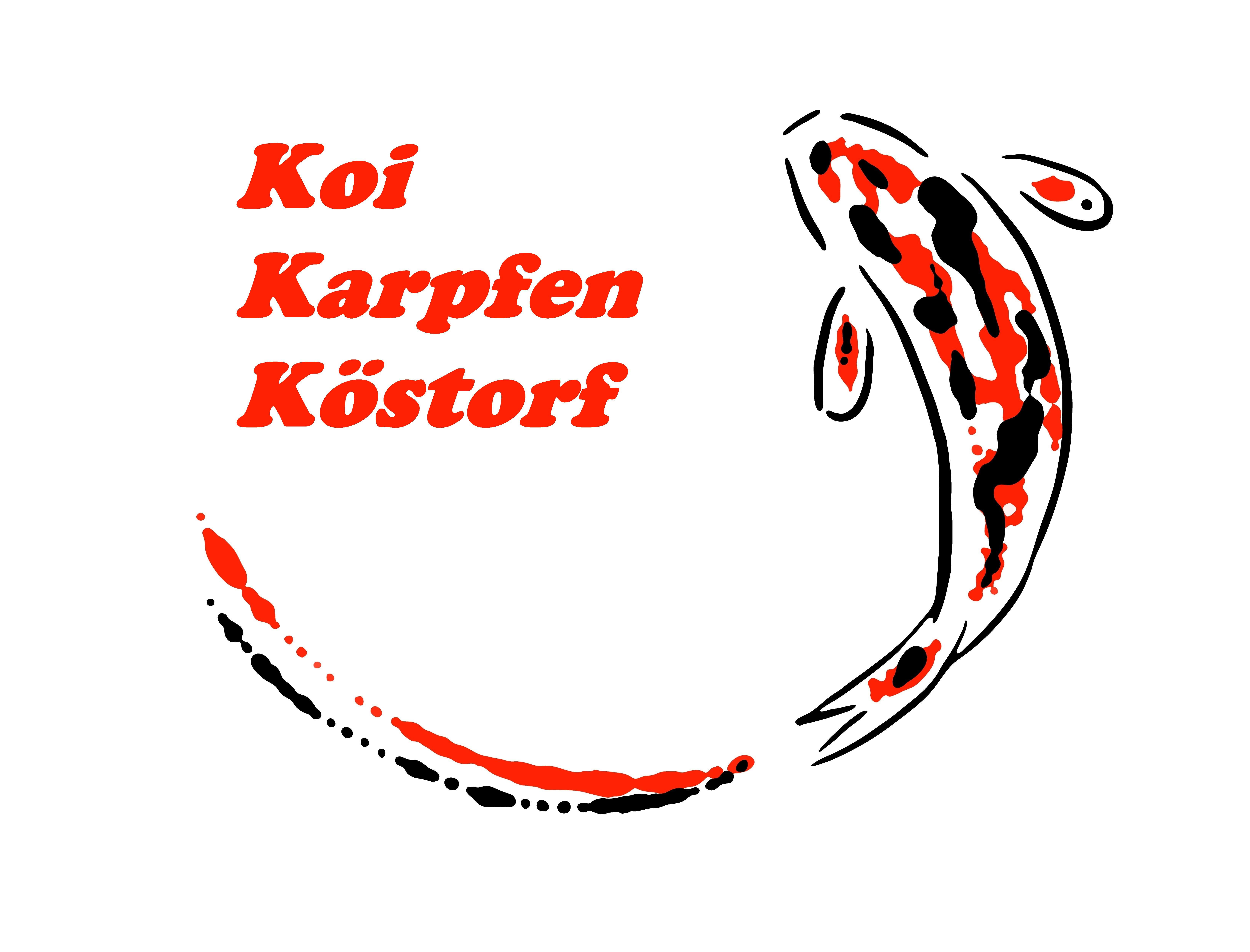 Koi Karpfen Köstorf - Hamburg-Stellingen Logo