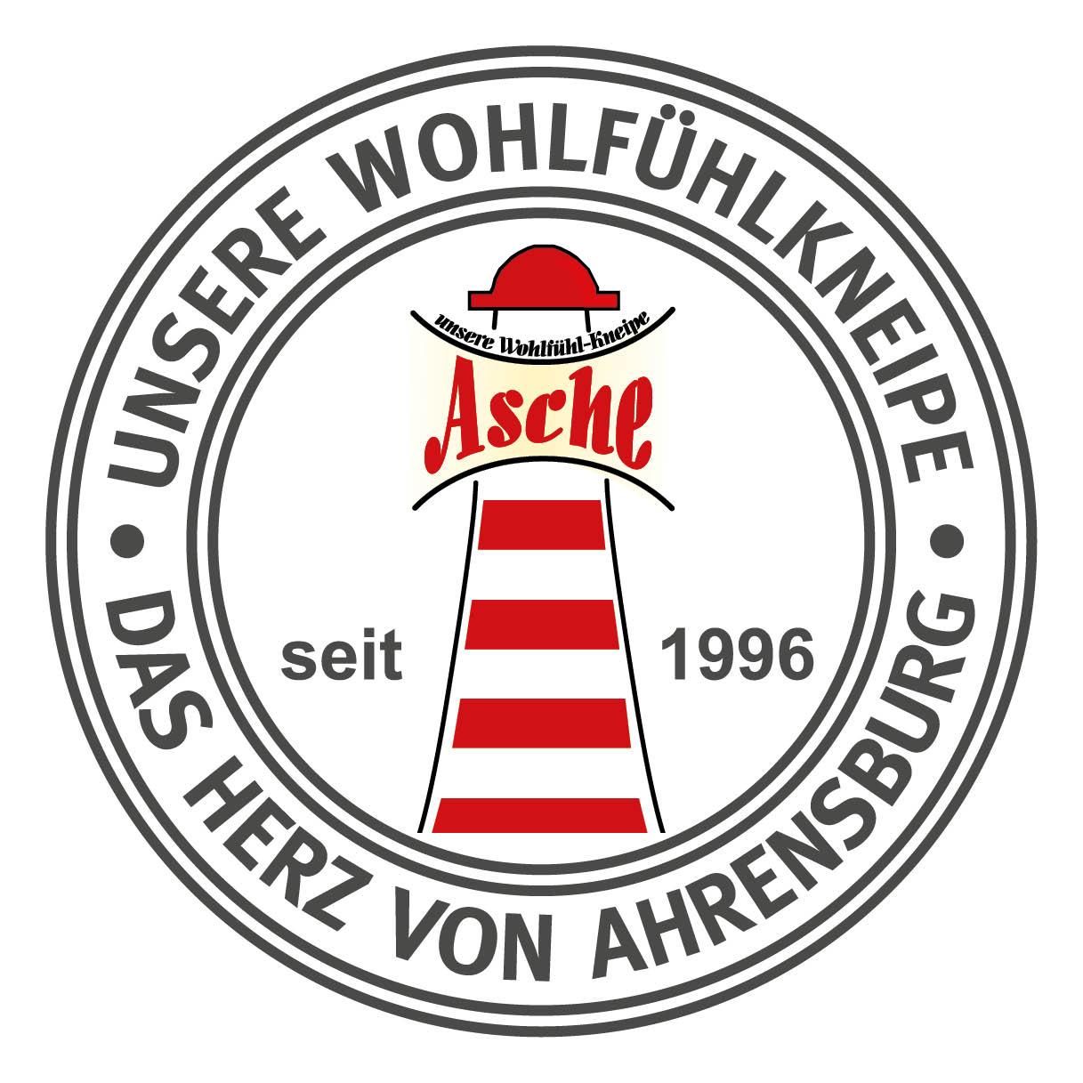 Gaststätte Asche Logo