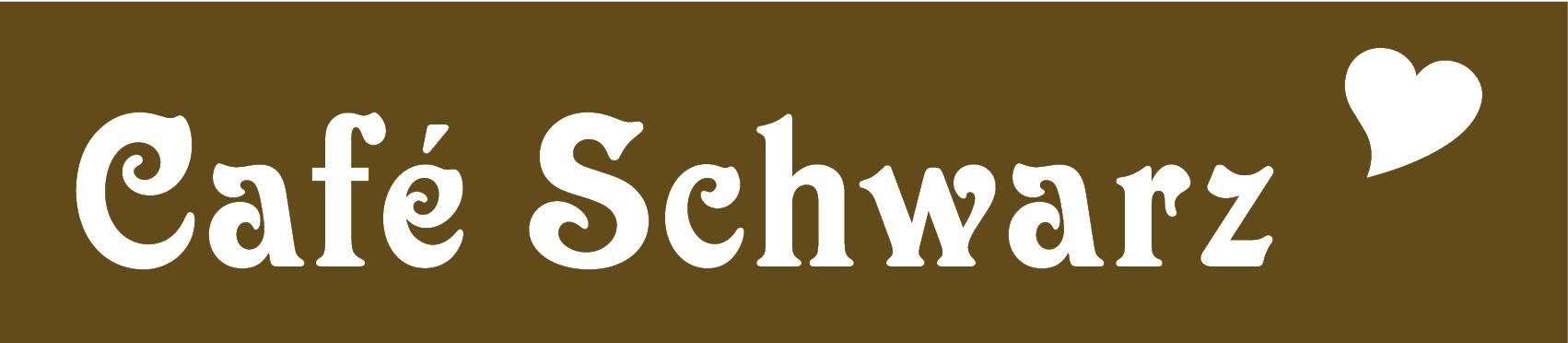 Café Schwarz Logo