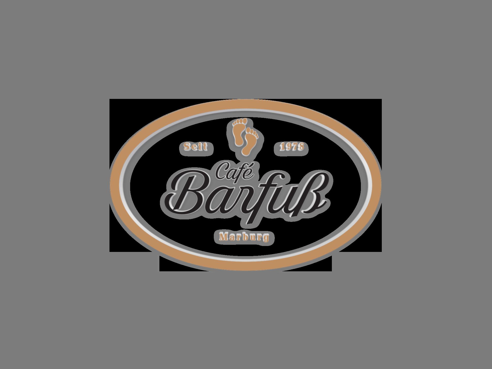 Cafe Barfuß Logo