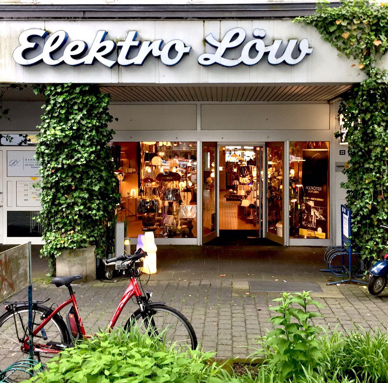 Elektro Löw GmbH Logo