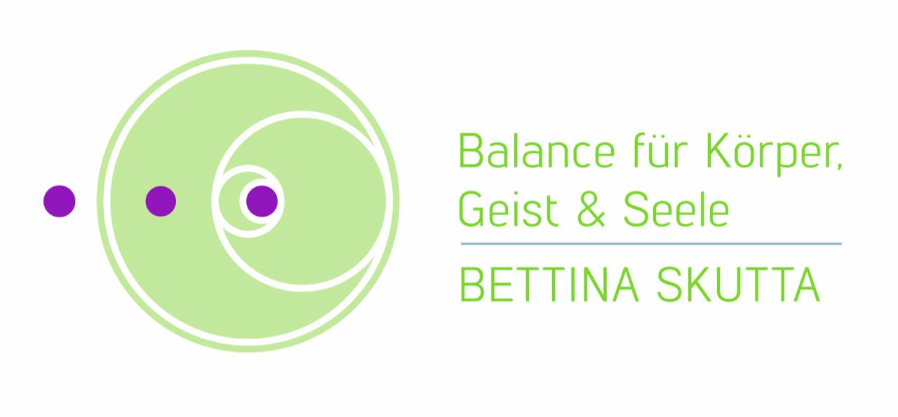 Balance für Körper, Geist & Seele Logo