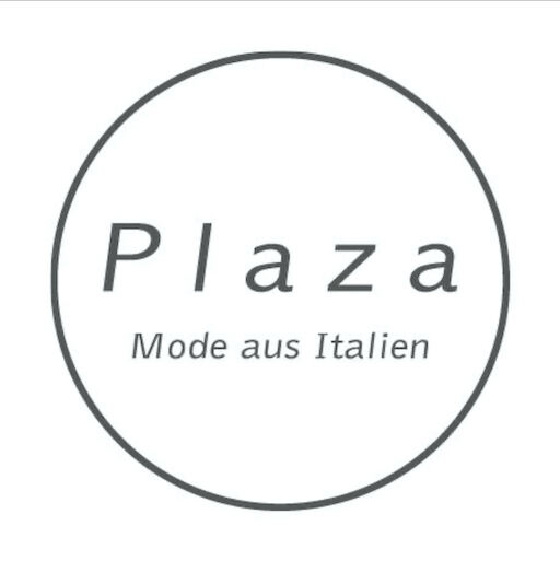 Plaza-Mode aus Italien Logo