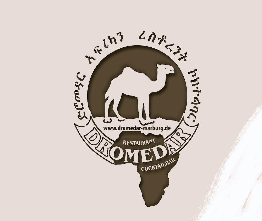 Restaurant Dromedar Logo