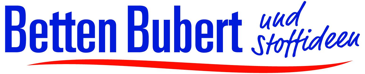 Betten Bubert und Stoffideen Logo