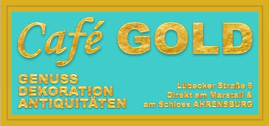 Café Gold Logo