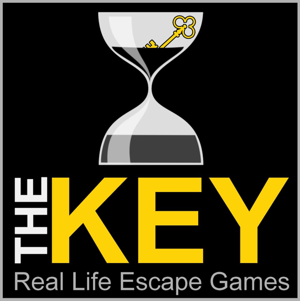 The Key - Real Life Escape Games Logo